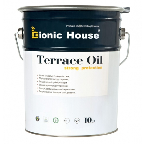 Масло для терраси Terrace Oil Bionic-House
